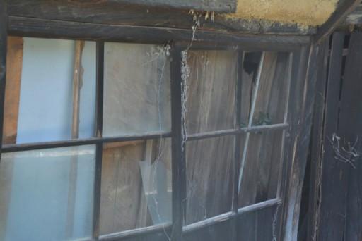 古い空き家
